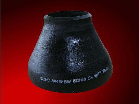 大口径碳钢大小头